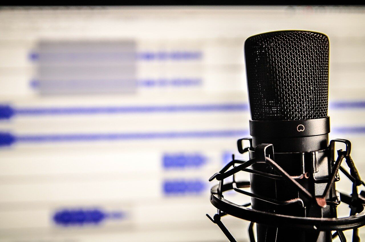 How to record audio from a microphone without a stereo mix